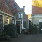 het smalste huisje in Oosterend