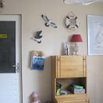 02 - muur tussen woonkamer en bijkeuken