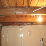 05 - het oude dak van de bijkeuken