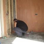 11 - Wilco zorgt voor de gasleiding die verlegd moet worden