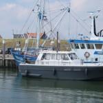 109 - alle vissersboten lagen voor anker