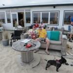 171 - heerlijk weer op het strand