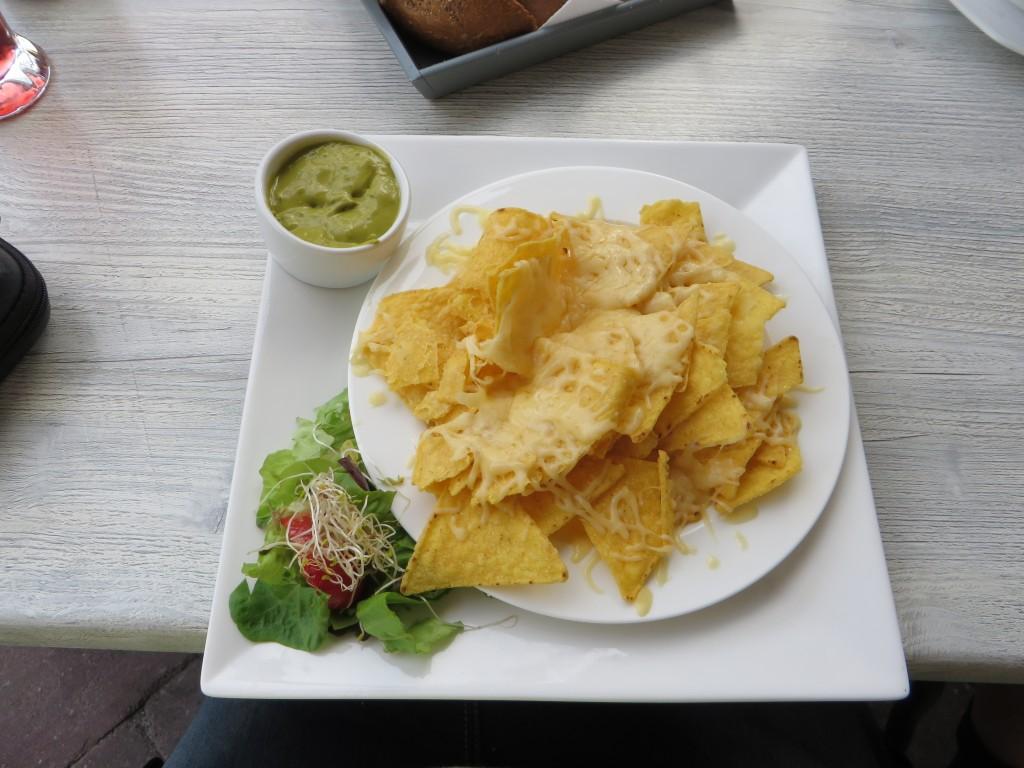 181 - tortilla's als voorgerecht