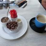 188 - en zo als altijd koffie  voor Rene
