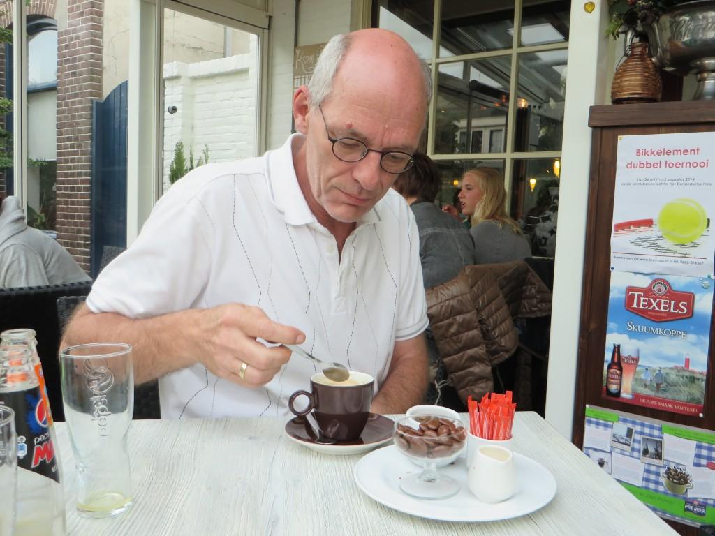 96 - als toetje voor Rene koffie zoals altijd