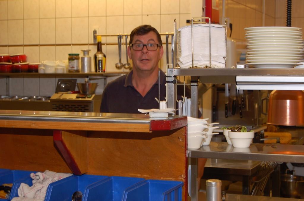 08 - Gerard was onze kok vanavond