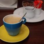 14 - koffie voor Rene