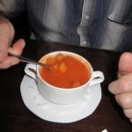 29 - heerlijk gevulde tomatensoep