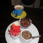 33 - de koffie voor Rene