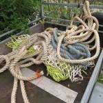 69 - gevonden bij de haven en past natuurlijk goed bij ons achter het huis