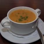 78 - ik ging nog een keer voor het weekmenu dus paprika soep